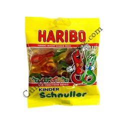Jeleuri Kinder Schnuller Haribo 100 gr.