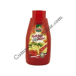 Ketchup dulce Spring 600 gr.
