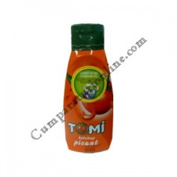 Ketchup picant Tomi 500 gr.