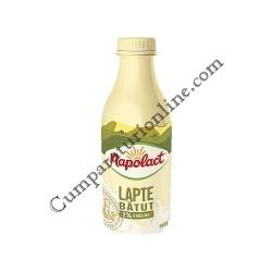 Lapte batut Napolact 2% grasime 900 gr.