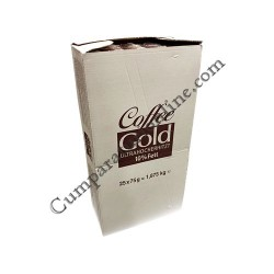 Lapte cafea Coffee Gold 10x7,5 gr. 25 tiple/cutie pret/tipla