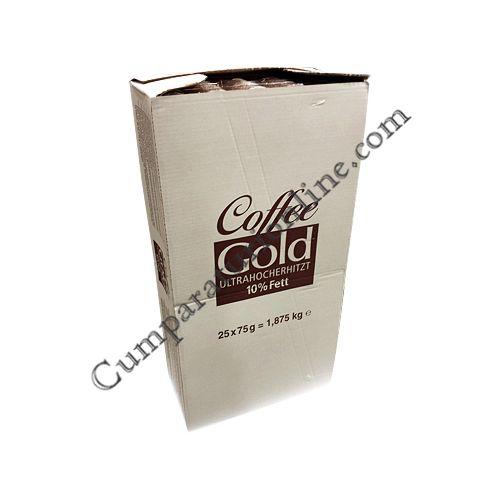 Lapte cafea Coffee Gold 10x7,5 gr. 25 tiple/cutie pret/tipla