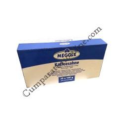 Lapte cafea Meggle 10x10 gr. 20 tiple/cutie pret/tipla