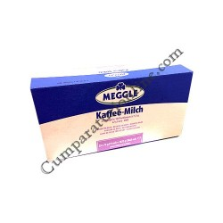 Lapte cafea Meggle 6% 10x7,5 gr. 25 tiple/cutie pret/tipla
