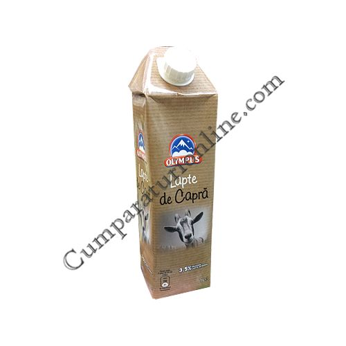 Lapte de capra Olympus 3,5% gras. 1l.