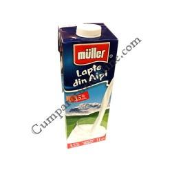 Lapte UHT Muller 3,5% grasime 1l.