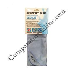 Laveta microfibra pentru parbriz/geamuri Procar/Kent