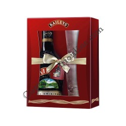 Lichior crema whisky Bailey's 17% 0,7l. 2 pahare