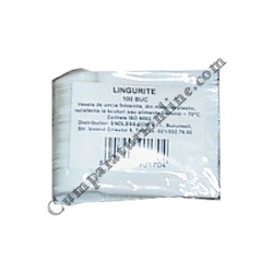 Lingurite plastic ENDLESS 100 buc./set pret/buc.