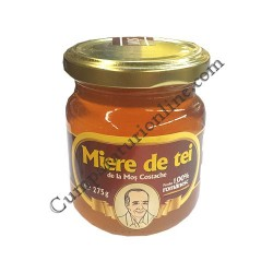 Miere tei Mos Costache 275 gr.