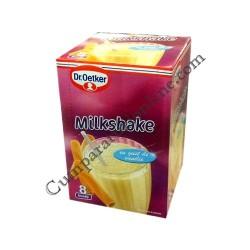 Milkshake vanilie Dr. Oetker 8pl. pret/buc.