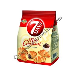 Mini Croissant 7Days cacao 185 gr.