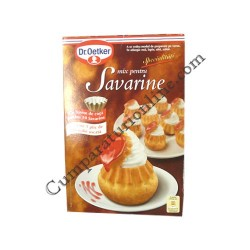 Mix savarine Dr. Oetker 377 gr.