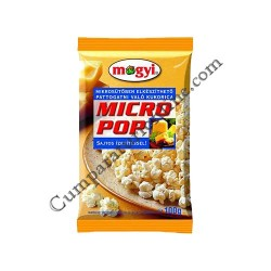 Mogyi Popcorn microunde 100 gr. cascaval