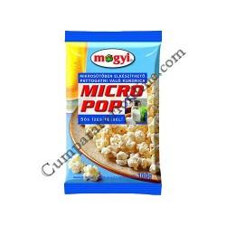 Mogyi Popcorn microunde 100 gr. sare