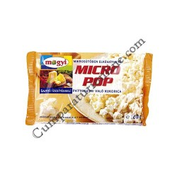 Mogyi Popcorn microunde 100 gr. unt
