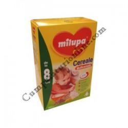 Multicereale fara lapte Milupa 250 gr.
