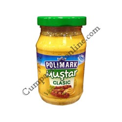 Mustar clasic Polimark 260 gr.