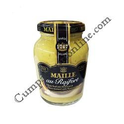 Mustar Dijon cu hrean Maille 215 gr.
