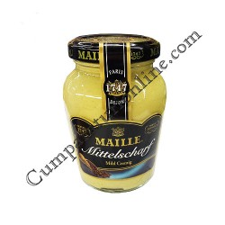 Mustar Dijon iute Maille 205 gr.