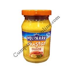 Mustar dulce Polimark 250 gr