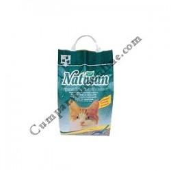 Nisip absorbant pisici Natusan 5kg. punga