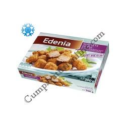 Nuggets din piept de pui Edenia 300 gr.