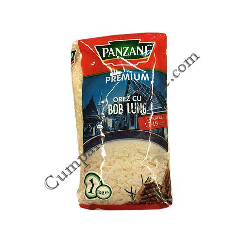 Orez cu bob lung Panzani 1kg.