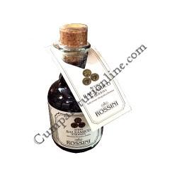 Otet balsamic Rossini di Modena Galloncino 250 ml.