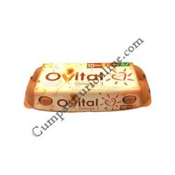 Oua clasa L Ovital Omega3 Toneli 10 buc./carton pret/buc.