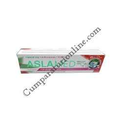 Pasta de dinti Aslamed pentru dinti sensibili 75 ml.