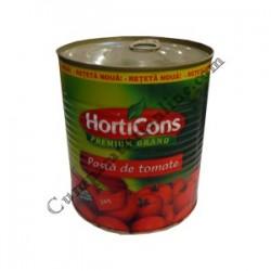 Pasta de tomate 24% HortiCons 800 gr.