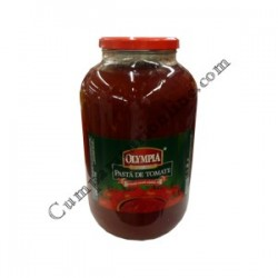 Pasta tomate 28-30% Olympia 4,5 kg.