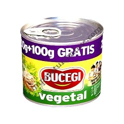 Pate vegetal Bucegi 300 gr.