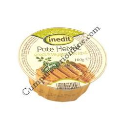 Pate vegetal cu verdeata Inedit 100 gr.