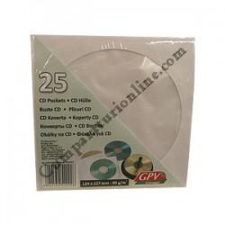 Plic CD autoadeziv GPV 25 buc/set. pret/buc.