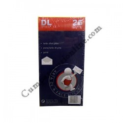Plic DL gumat orange ROM 25 buc/set. pret/buc.