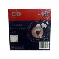 Plic protectie CD ROM 10 buc/set. pret/buc.
