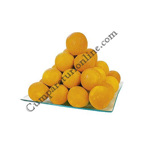 Portocale import pret/kg.