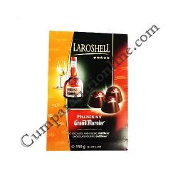 Praline asortate ciocolata crema Laroshell Grand Marnier 150 gr.