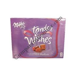 Praline Milka cherry tender Wishes 110 gr.