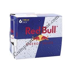 Red Bull 6x0,25l. pret/buc.