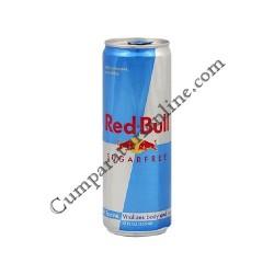 Red Bull Sugar Free doza 4x0,25l. pret/buc.