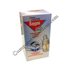 Rezerva aparat electric anti-tantari Baygon 27 ml.