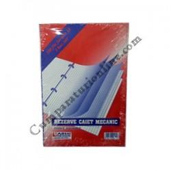 Rezerva caiet mecanic A4 matematica Arhi Design 100file 3buc/set