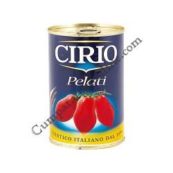 Rosii decojite Cirio 400 gr.