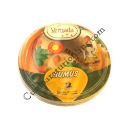 Salata humus cu curry Vernada 250 gr.