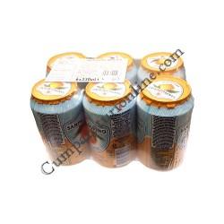 Sanppelegrino suc portocale 6x330 ml. pret/doza