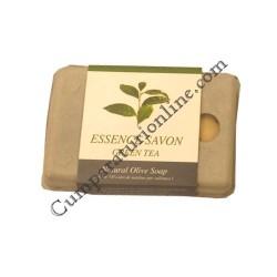 Sapun natural ceai verde Romdist 110 gr.