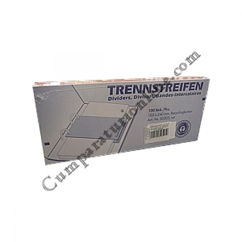 Separator carton Scriva 100 buc.